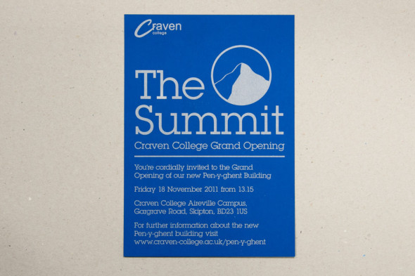 The Summit Invitation