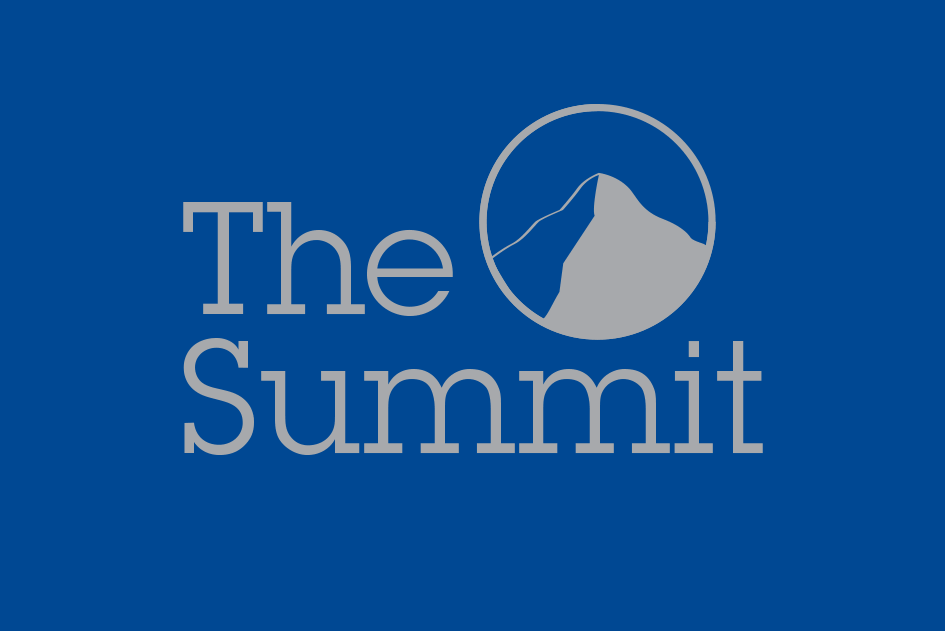 The Summit Logo Print