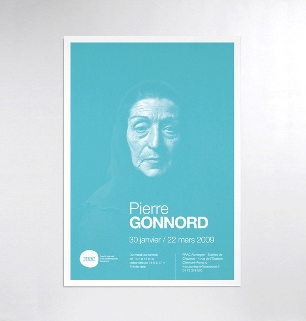 Pierre Gonnord Poster