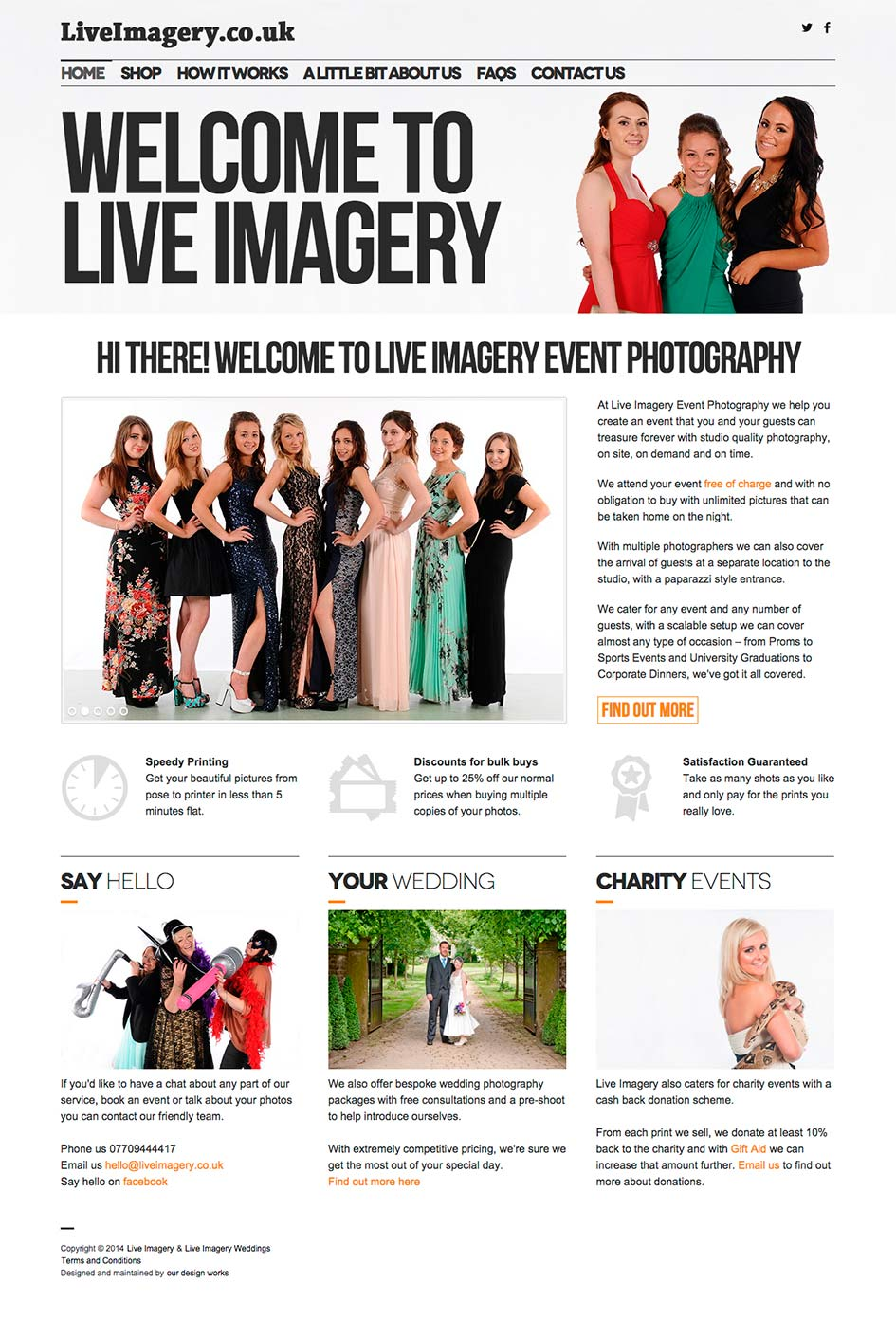Live Imagery Photography Digital
