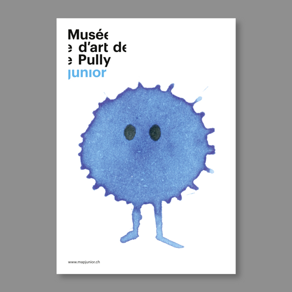 Musée Dart de Pully Junior Illustration Graphic Design