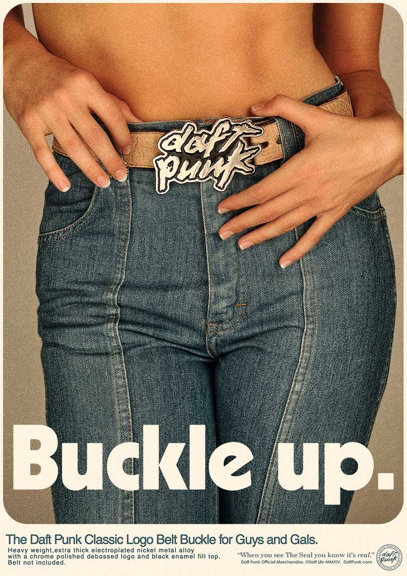 Buckle Up Poster Photography