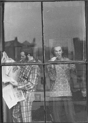 Pyjamas-Window