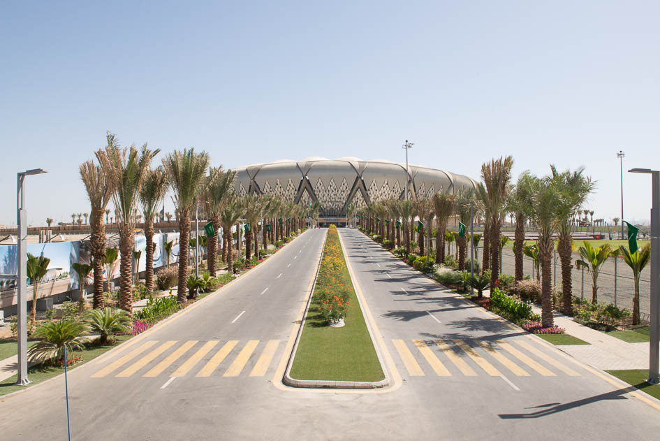 King Abdullah Sports City National Stadium