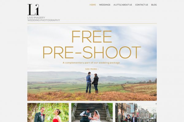 Live Imagery Weddings